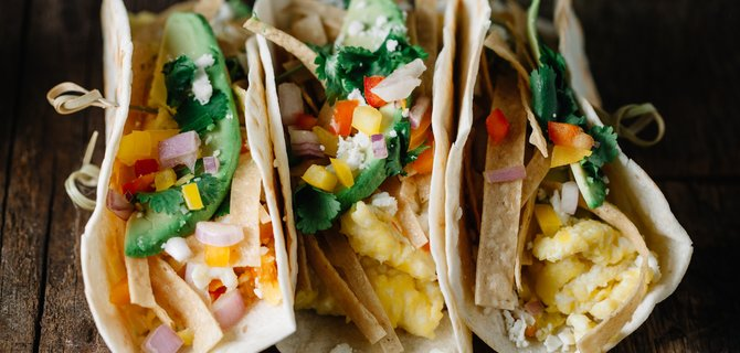 Where You Can Find The Best Breakfast Tacos in Dallas