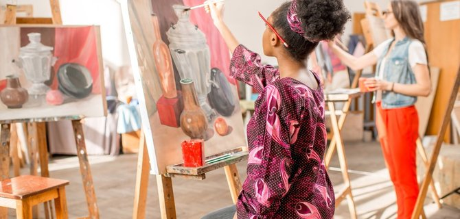 Tap Into Your Inner Artist at a Class in Dallas