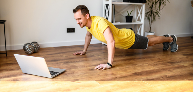 Boost Your Health with Free Virtual Fitness Classes