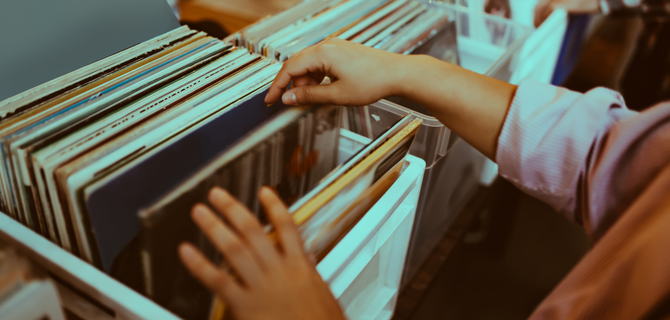 Check Out These Record Stores in Dallas, Texas
